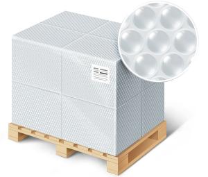 Воздушно-пузырьковая пленка — упаковка грузов — Деловые Линии