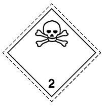 2.2 Ядовитые газы