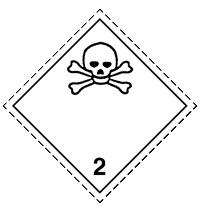 2.4 Ядовитые и воспламеняющиеся газы