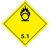 5.1 Окисляющие вещества