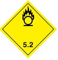 5.2 Органические пероксиды