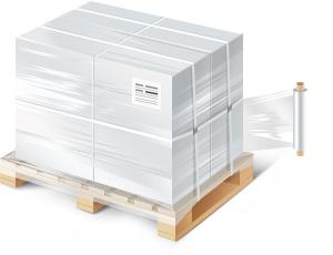 Дополнительная упаковка пленкой — Деловые линии